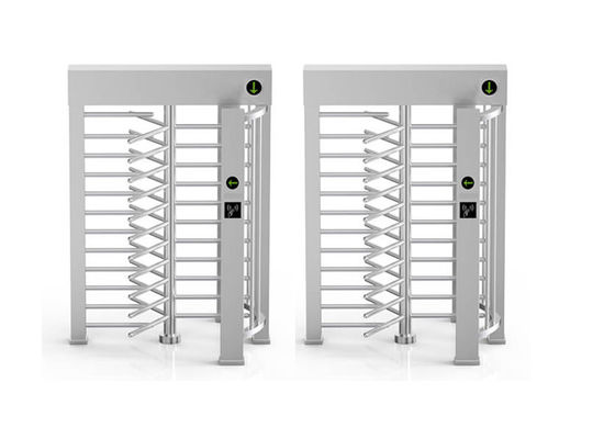 Larghezza di 24VDC 40W 30person/Min Full Body Turnstile 610mm